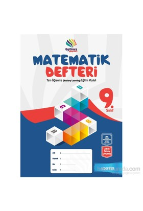 9. Sınıf Matematik Akıllı Defter 1