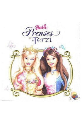 Barbie Prenses Ve Terzi ( Mary Man - Kong )
