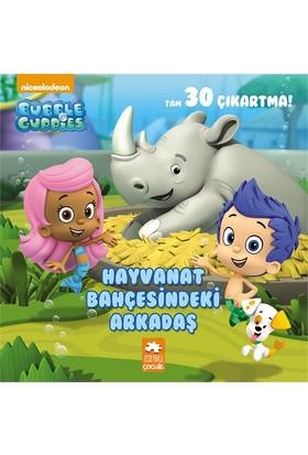 Kabarcık Çocuklar: Hayvanat Bahçesindeki Arkadaş-Kolektif