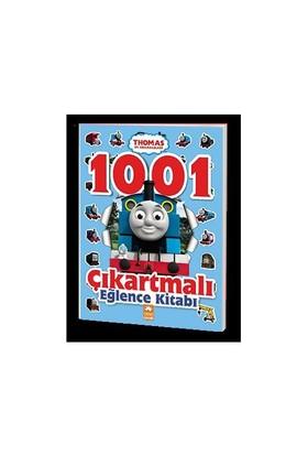 Thomas Ve Arkadaşları: 1001 Çıkartmalı Eğlence Kitabı-Kolektif
