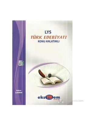 Ekstrem LYS Türk Edebiyatı Konu Anlatımlı