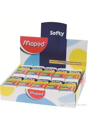 Maped Soft Silgi 20li Kutu