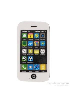 Equınoxe Iphone Şeklinde Silgi Beyaz