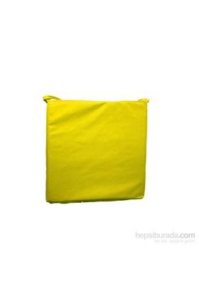 Freeandjoy Sandalye Minderi Sarı