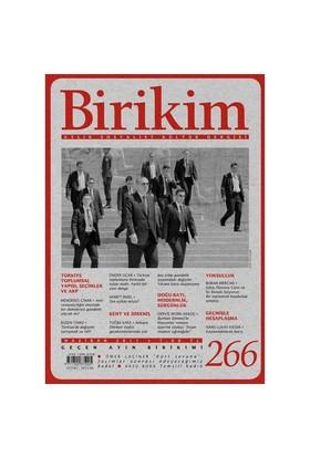 Birikim Sayı: 266-Kolektif