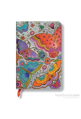 Paperblanks Lbc Flutterbyes Mini 95X140mm. 2235-0 Defter