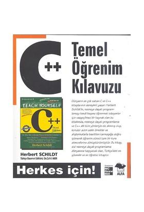 C++ Temel Öğrenim Kılavuzu - Herbert Schildt