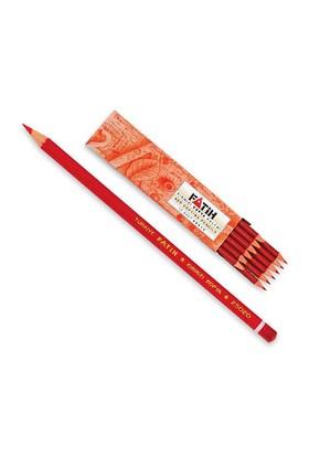 Fatih Kırmızı Kopya Kalemi 12'li Pk. (25020)