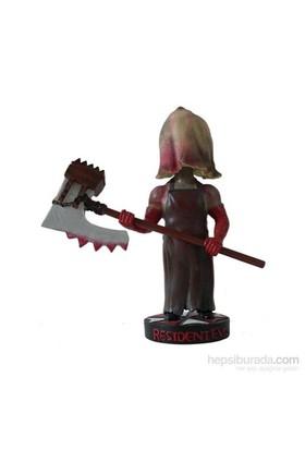 Resident Evil 4 Ölümcül Deney Axeman Bobblehead