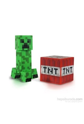 Minecraft Creeper Figür