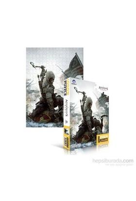 Assassin's Creed Yapboz Connor 1000 Parça