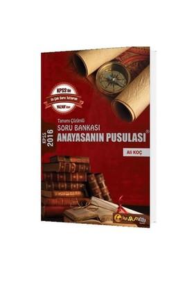 Kitapcimbiz Kpss 2016 Anayasanın Pusulası Soru Bankası-Ali Koç