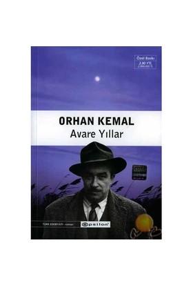 Avare Yıllar - Küçük Adamın Romanı 2-Orhan Kemal