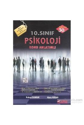 Esen 10. Sınıf Psikoloji-Rıdvan Dansuk