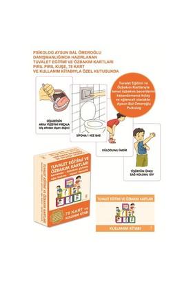 Tuvalet Eğitimi ve Özbakım Kartları - (Kavramlar - Özbakım: - Aysun Bal Ömeroglu