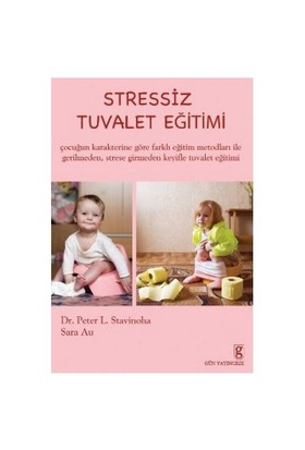 Stressiz Tuvalet Eğitimi - Sara Au