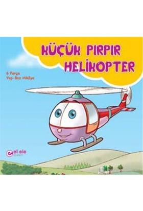 Küçük Pırpır Helikopter (6 Parça Yapboz + Hikaye)-Kolektif