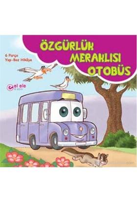 Özgürlük Meraklısı Otobüs (6 Parça Yapboz + Hikaye)-Kolektif