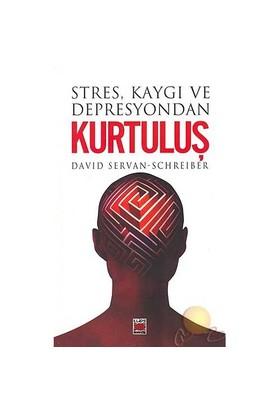 Stres Kaygı Ve Depresyondan Kurtuluş-David Servan - Schreiber