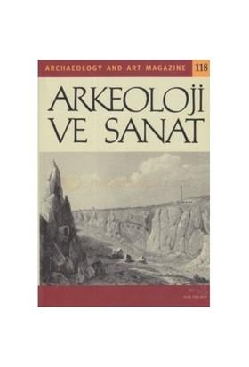 Arkeoloji Ve Sanat Dergisi Sayı: 118