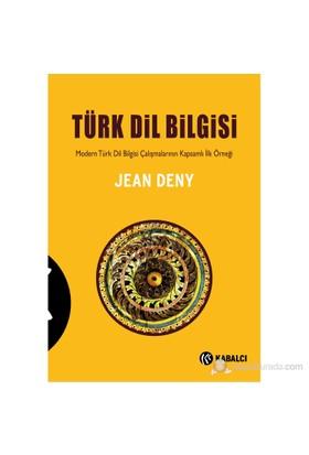 Türk Dil Bilgisi-Jean Deny