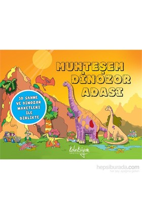 Muhteşem Dinozor Adasi-Kolektif