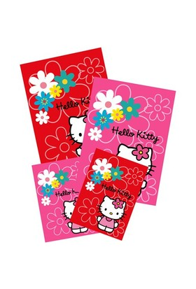 HELLO KITTY OKUL DEF. A4 96 yp.CIZGILI