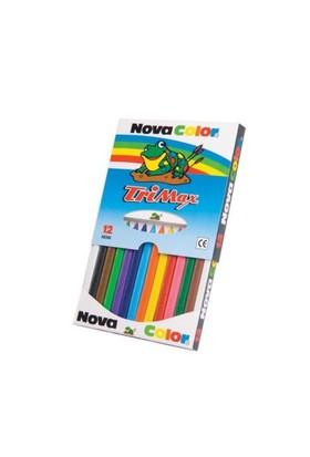 Novacolor 22753 Pastel Boya 12'li