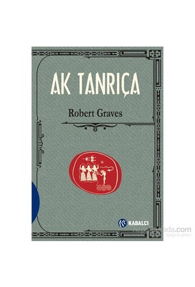 Ak Tanrıça-Robert Graves