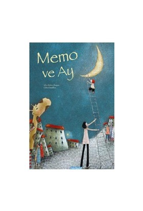 Memo ve Ay - Alice Briere-Haquet