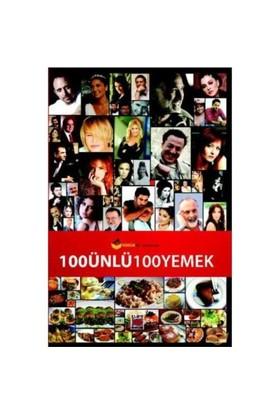 100 Ünlü 100 Yemek (Ciltsiz)-Kolektif