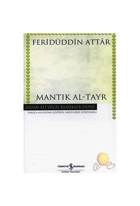 Mantık Al - Tayr (Ciltsiz)