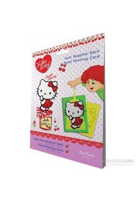 Hello Kitty 2 Kum Boyama Kartları