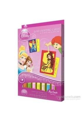 Princess 1 Kum Boyama Kartları