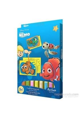 Nemo 1 Kum Boyama Kartları