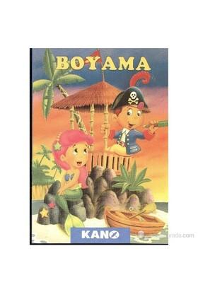 Kano-İnce Boyama (Beher-10 Çeşit)