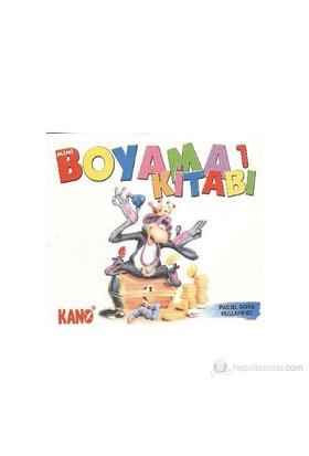 Kano-Mini Boyama Kitabı (Beher-6 Çeşit)