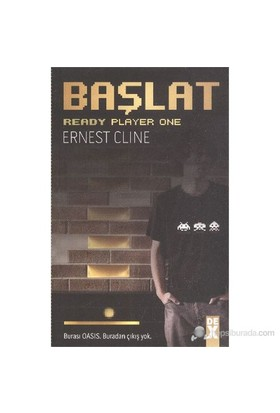 BAŞLAT / READY PLAYER ONE - Ernest Cline