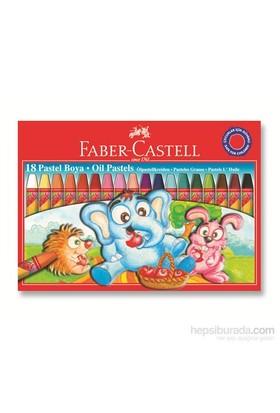 Faber-Castell Redline Karton Kutu Pastel Boya 18 Renk (5282125318)