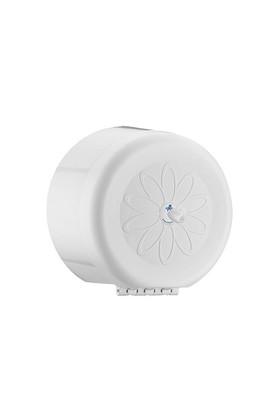 Rulopak Mini Cimri İçten Çekmeli Tuvalet Kağıdı Verici Beyaz