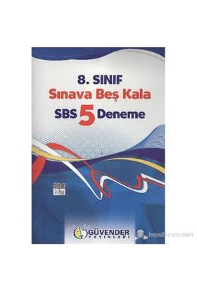 Güvender 8. Sınıf Sbs 5 Deneme Sınavı