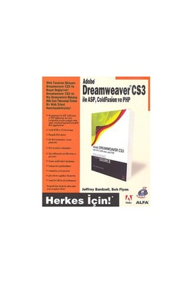 Adobe Dreamweaver CS3 İle Asp, Coldfusıon Ve Php