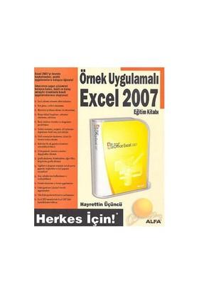 Örnek Uygulamalı Excel 2007 Eğitim Kitabı