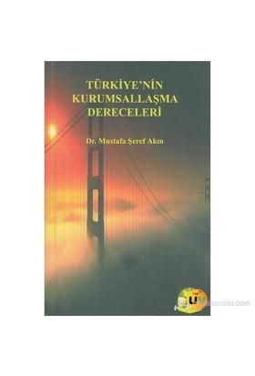 Türkiye'nin Kurumsallaşma Dereceleri