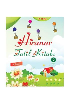 Hiranur Tatil Kitabı 2-Ahmet Akdere