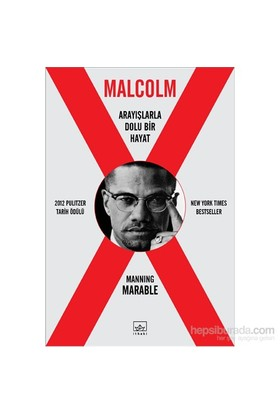 Malcolm X-Manning Marable