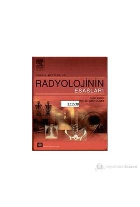 Radyolojinin Esasları (Türkçe Çeviri)-Fred A. Mettler