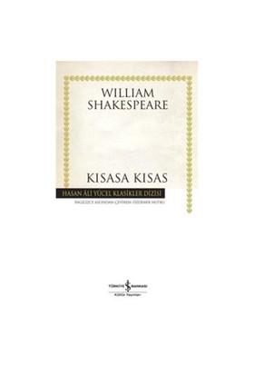 Kısasa Kısas (Ciltsiz)-William Shakespeare