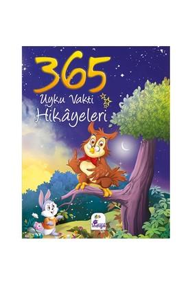 365 Uyku Vakti Hikayeleri (Ciltli)-Kolektif