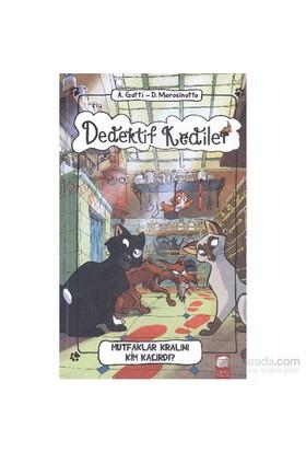 Dedektif Kediler Mutfaklar Kralını Kim Kaçırdı-Davide Morosinotto